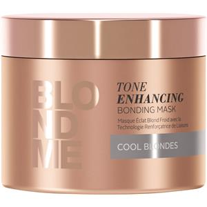 Schwarzkopf Professional - Blondme - Tone Enhancing Enhance Bond Maske Cool