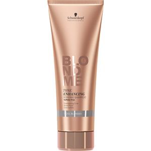 Schwarzkopf Professional - Blondme - Tone Enhancing Bonding Shampoo Cool Blondes