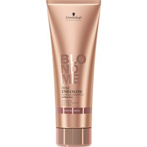 Schwarzkopf Professional - All Blondes - Tone Enhancing Bonding Shampoo Warm Blondes