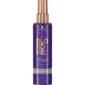 Schwarzkopf Professional - Cool Blondes - Tone Enhancing Enhance Bond Spray Conditioner