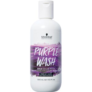 Schwarzkopf Professional - Bold Color Wash - Purple Wash