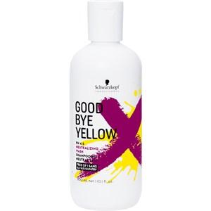 Schwarzkopf Professional - Good Bye Yellow - Shampoo