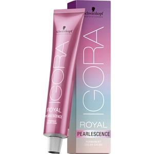 Schwarzkopf Professional - Igora Royal - Pearlescence Permanent Color Creme