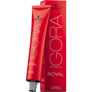 Schwarzkopf Professional - Igora Royal - Permanent Color Creme