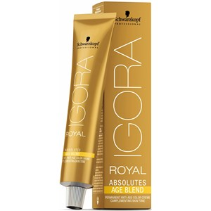 Schwarzkopf Professional - Igora Royal - Absolutes  Permanent Anti-Age Color Creme