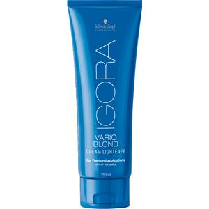Schwarzkopf Professional - Haarfarbe/Coloration - Igora Vario Blond Cream Lightener