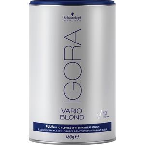 Schwarzkopf Professional - Haarfarbe/Coloration - Igora Vario Blond Plus