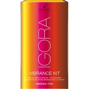 Schwarzkopf Professional - Haarfarbe/Coloration - Igora Vibrance Kit