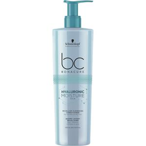 Schwarzkopf Professional - Hyaluronic Moisture Kick - Micellar Cleansing Conditioner