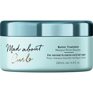Schwarzkopf Professional - Mad About Curls - Butter Treatment
