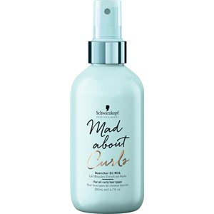Schwarzkopf Professional - Mad About Curls - Quencher Oil Milk