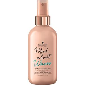 Schwarzkopf Professional - Mad About - Mad About Waves Sea Blend Texturizing Spray
