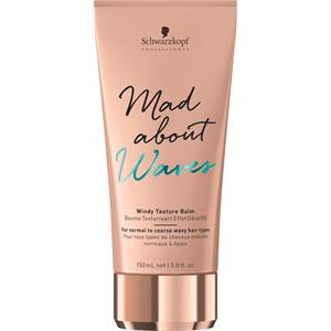 Schwarzkopf Professional - Mad About Curls & Waves - Mad About Waves Windy Texture Balm