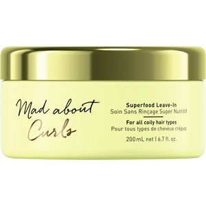 Schwarzkopf Professional - Mad About Curls - Superfood Leave-In