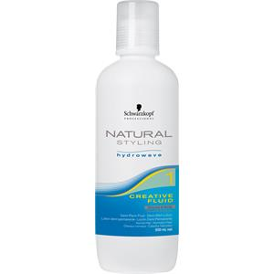 Schwarzkopf Professional - Natural Styling - Creative Fluid 1