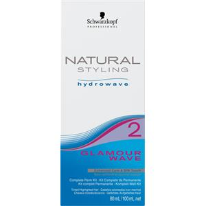 Schwarzkopf Professional - Natural Styling - Glamour 2 - Kit