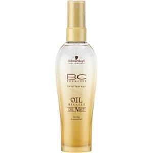Schwarzkopf Professional - Oil Miracle - Öl Nebel für feines Haar