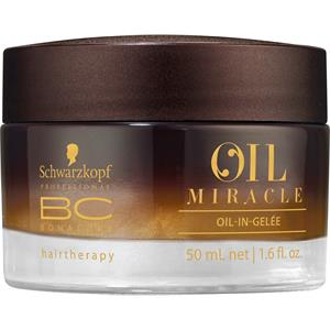 Schwarzkopf Professional - Oil Miracle - Oil-In-Gelée