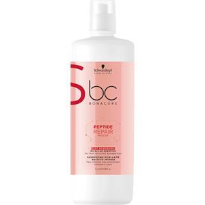 Schwarzkopf Professional - Peptide Repair Rescue - Deep Nourishing Micellar Shampoo