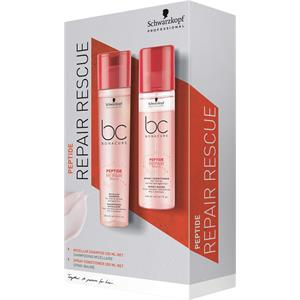 Schwarzkopf Professional - Peptide Repair Rescue - Spray Conditioner Duo Set