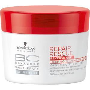 Schwarzkopf BC Bonacure Repair Rescue Aufbau Tiefenpflege Haarkur