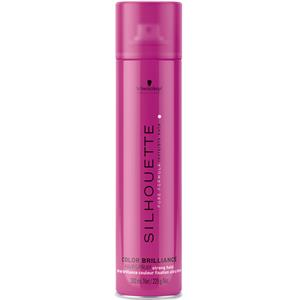 Schwarzkopf Professional - Silhouette - Color Brilliance Strong Hold Hairspray