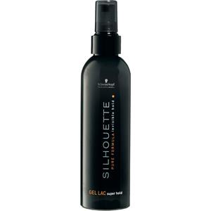 Schwarzkopf Professional - Silhouette - Super Hold Gel Lac