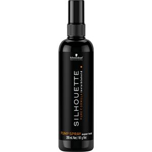 Schwarzkopf Professional - Silhouette - Super Hold Pumpspray