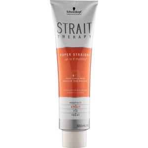 Schwarzkopf Professional - Strait Styling - Strait Therapy Staright. Cream 0
