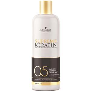 Schwarzkopf Professional - Supreme Keratin - Glättungsshampoo Nr.5