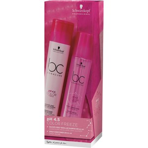Schwarzkopf Professional - pH 4.5 Color Freeze - Duo Set
