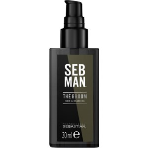 Sebastian - Seb Man - The Groom Hair & Beard Oil