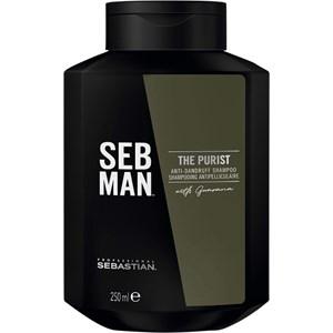 Sebastian - Seb Man - The Purist Purifying Shampoo
