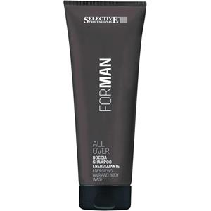 Selective Professional - ForMan - All Over Shampoo
