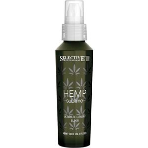 Selective Professional - Hemp Sublime - Ultimate Luxury Elixir