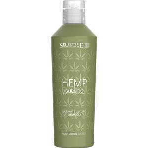 Selective Professional - Hemp Sublime - Ultimate Luxury Shampoo