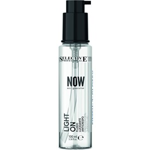 Selective Professional - NOW Next Generation - Light On Frizz Control Shiner Fluid