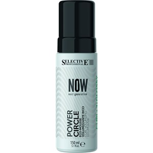 Selective Professional - NOW Next Generation - Power Circle Curl Volumizing Eco-Mousse