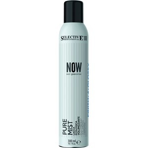 Selective Professional - NOW Next Generation - Pure Mist Ecco-Friendly Volumizing Hairspray