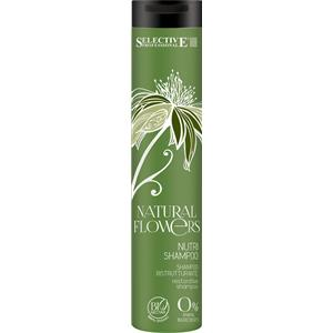 Selective Professional - Natural Flowers - Nutri Shampoo