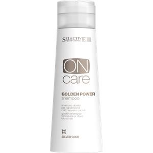 Selective Professional - On Care - Silver Gold Golden Power Shampoo