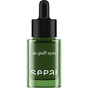 Image of Sepai Gesichtspflege Augenpflege De-Puff Eyes Eye Serum 12 ml