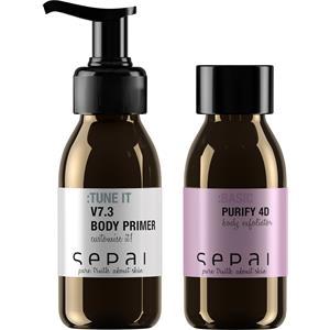 sepai-gesichtspflege-kits-glorious-body-try-me-kit-body-exfoliator-purify-4d-body-35-g-body-primer-v-7-3-34-ml-or-body-cream-v-7-1-depending-on-exi