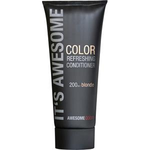 Sexy Hair - Soin des cheveux - Color Refreshing Conditioner Blonde