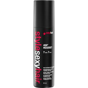 Sexy Hair - Style Sexy Hair - 450° Headset Heat Defense Setting Spray