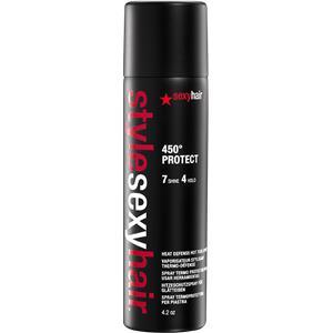 Sexy Hair - Style Sexy Hair - 450° Protect Heat Defense Hot Tool Spray