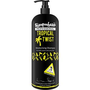Shampooheads - Hair care - Tropical Twist Moisturising Shampoo