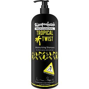 Image of Shampooheads Pflege Haarpflege Tropical Twist Moisturising Shampoo 500 ml