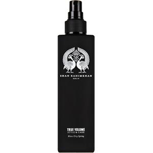 Shan Rahimkhan - True Volume - Blow Dry Spray Style & Care with Quinoa