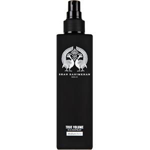 Shan Rahimkhan - True Volume - Medium Hold Hairspray with Bamboo